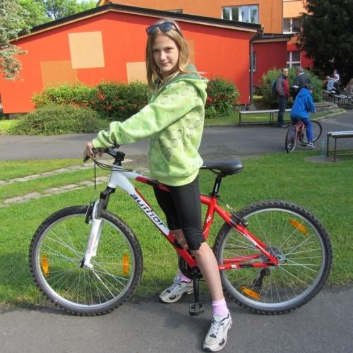 Akce na kolech
