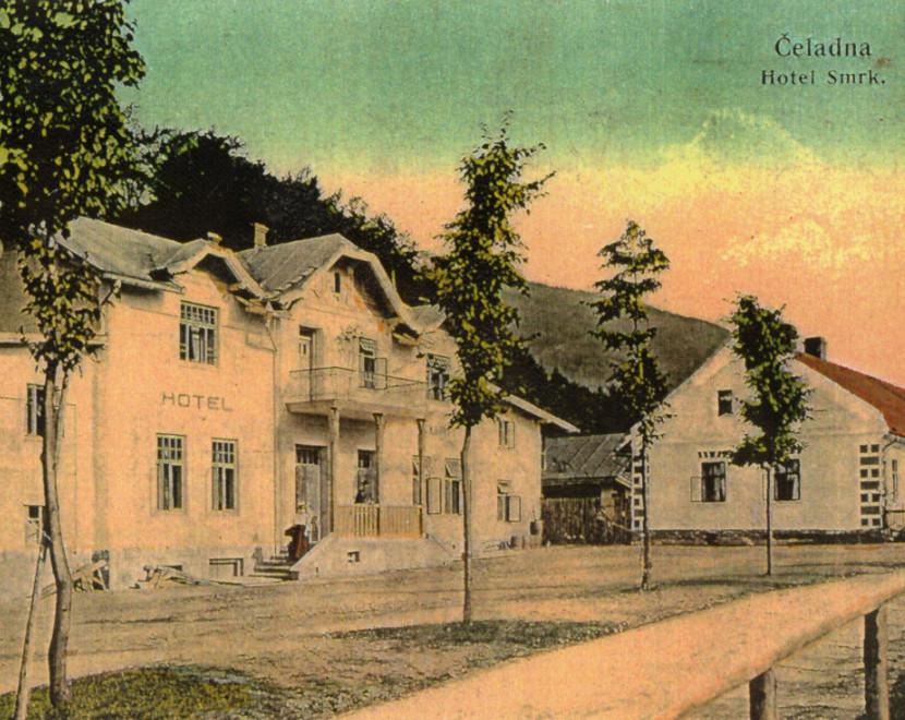 Dětský domov Čeladná - ještě jako hotel