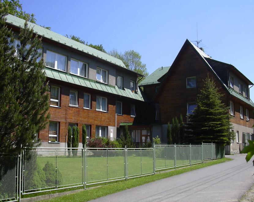 Dětský domov Čeladná - před rekonstrukcí